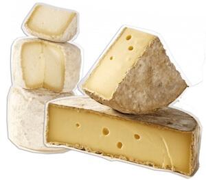 rauwmelkse kaas