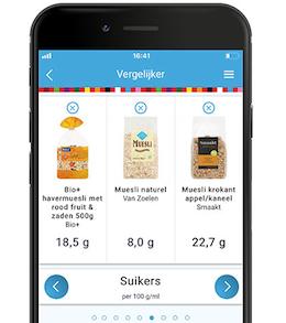 app gezond eten
